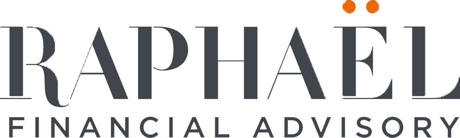 the Raphaël Financial Advisory logo.