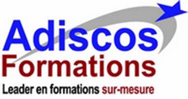 the Adiscos logo.