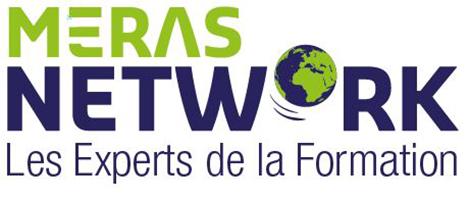 the Meras Network logo.