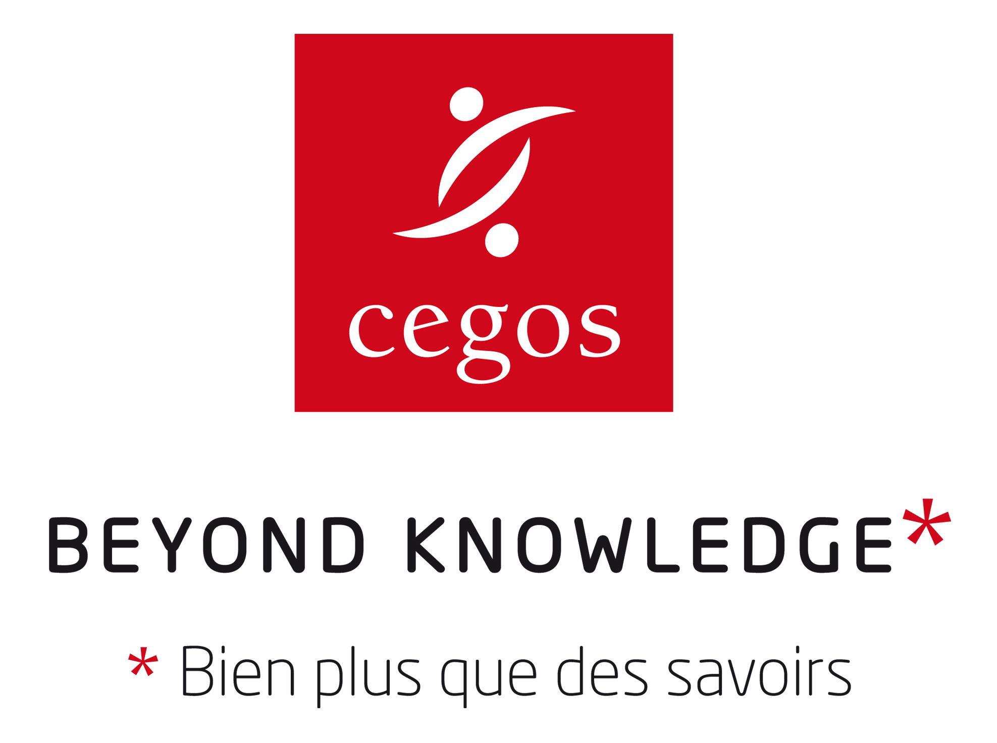 the Cegos logo.