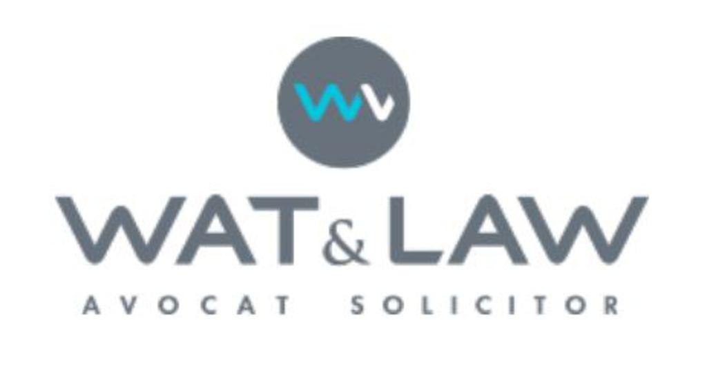 the Wat & Law logo.