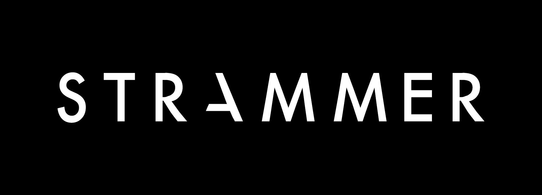 the Strammer logo.