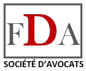 the Fda - Fénéon Delabrière Avocat logo.