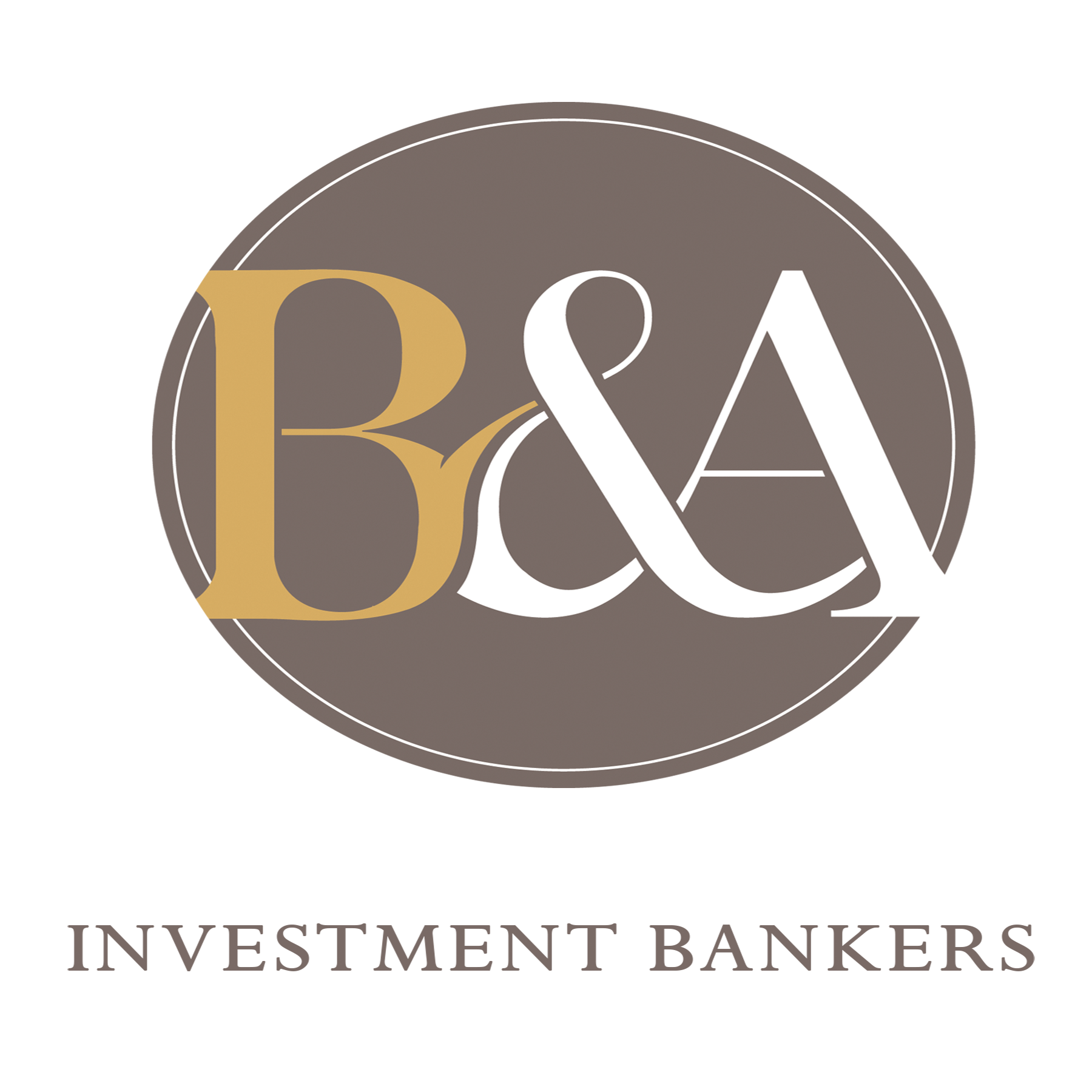 the B&a Investment Bankers logo.