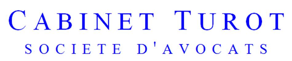 the Cabinet Turot logo.