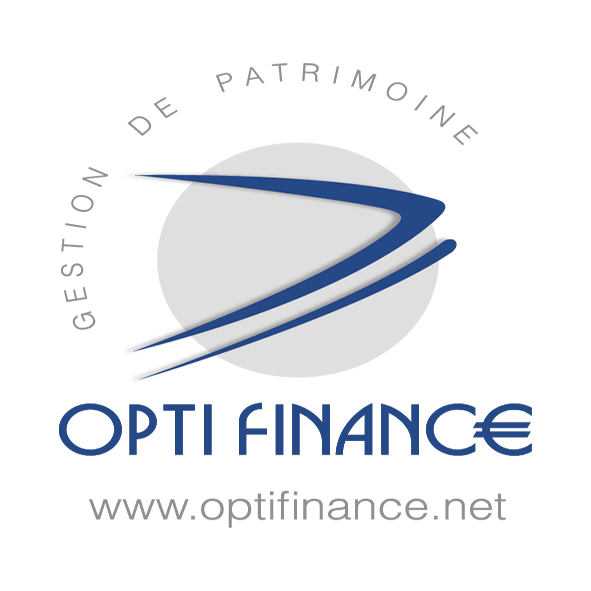 the Opti Finance logo.