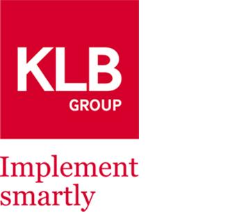 the KLB Group logo.