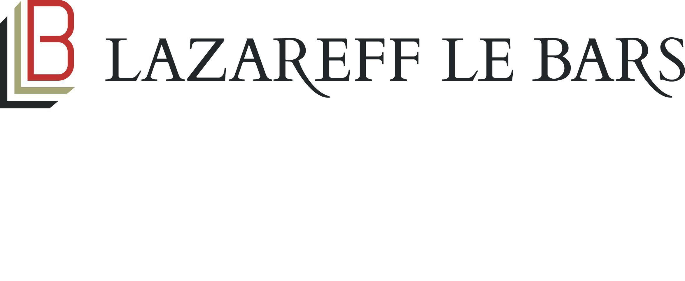 the Lazareff Le Bars logo.