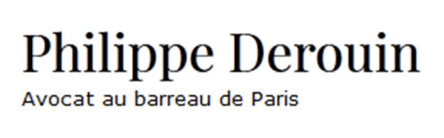 the Philippe Derouin logo.