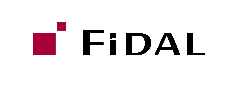 the Fidal logo.