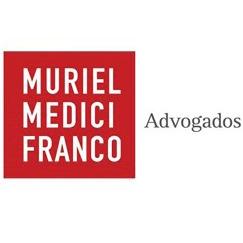 the Mmf - Muriel Medici Franco Advogados logo.