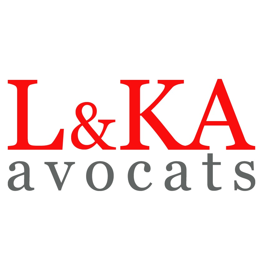 the L&KA Avocats logo.