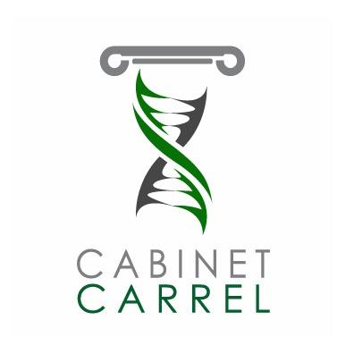 the Cabinet Carrel Avocat logo.