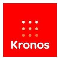 the Kronos logo.