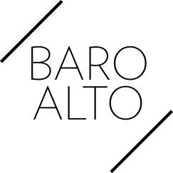 the Baro Alto logo.