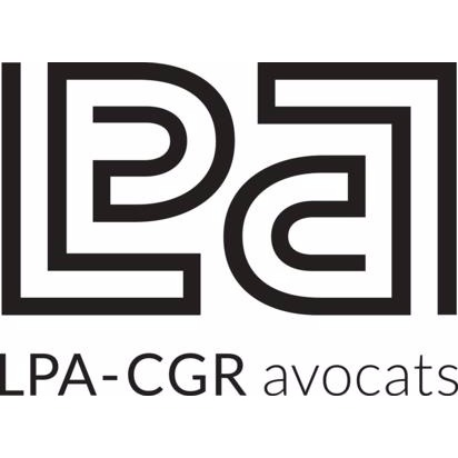 the LPA-CGR Avocats logo.