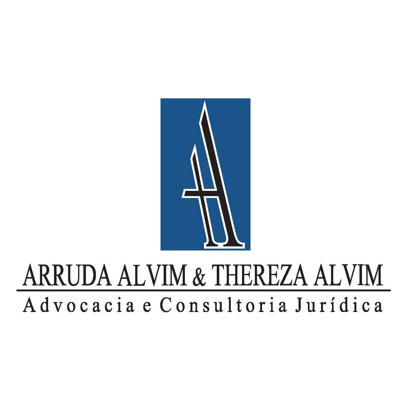 the Arruda Alvim & Thereza Alvim Advocacia e Consultoria Jurídica logo.