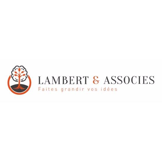 the LAMBERT & ASSOCIES logo.