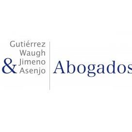 the Gutiérrez, Waugh, Jimeno & Asenjo Abogados logo.