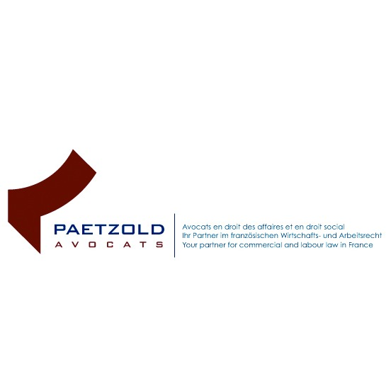 the Paetzold Avocats logo.