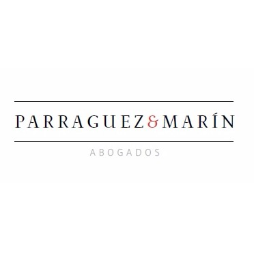 the Parraguez & Marín logo.