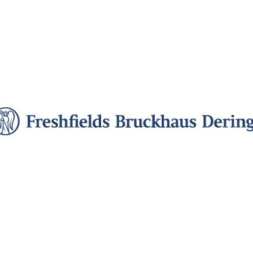 the Freshfields Bruckhaus Deringer logo.