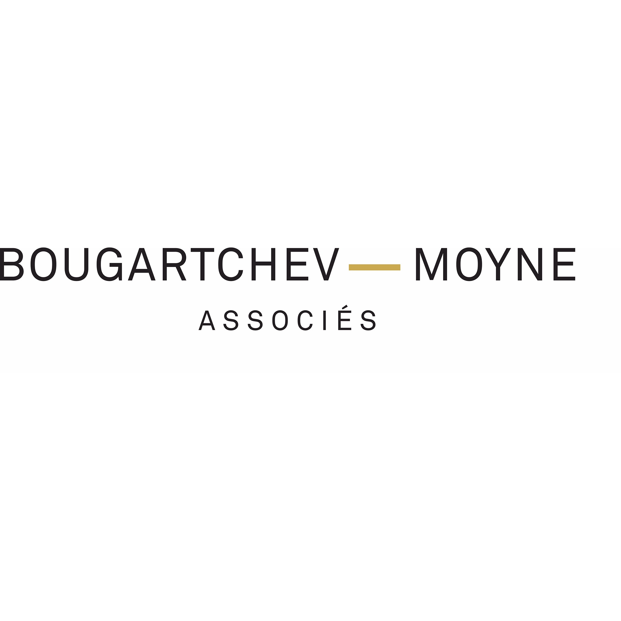 the Bougartchev Moyne Associés logo.
