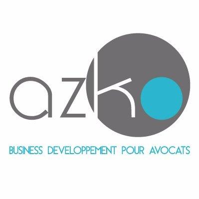 the Azko logo.