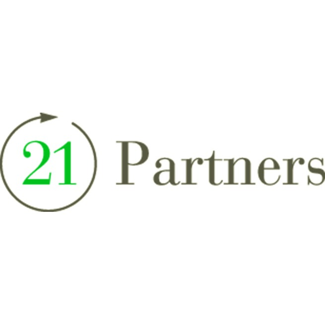 the 21 Invest logo.