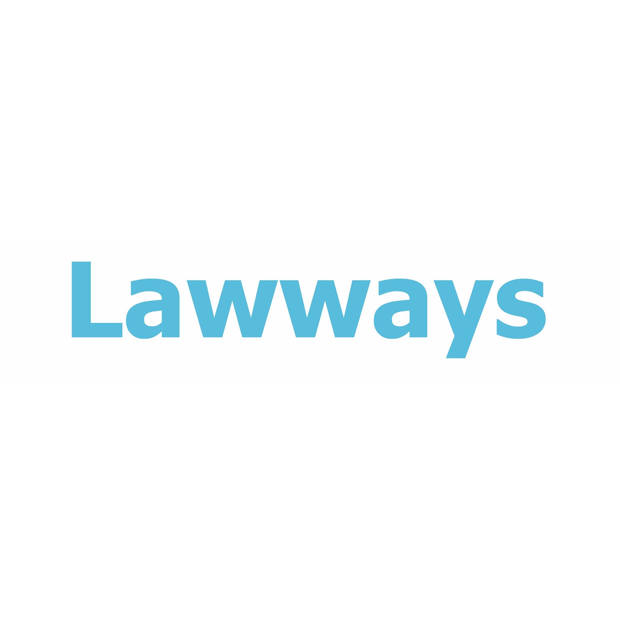 the Lawways logo.