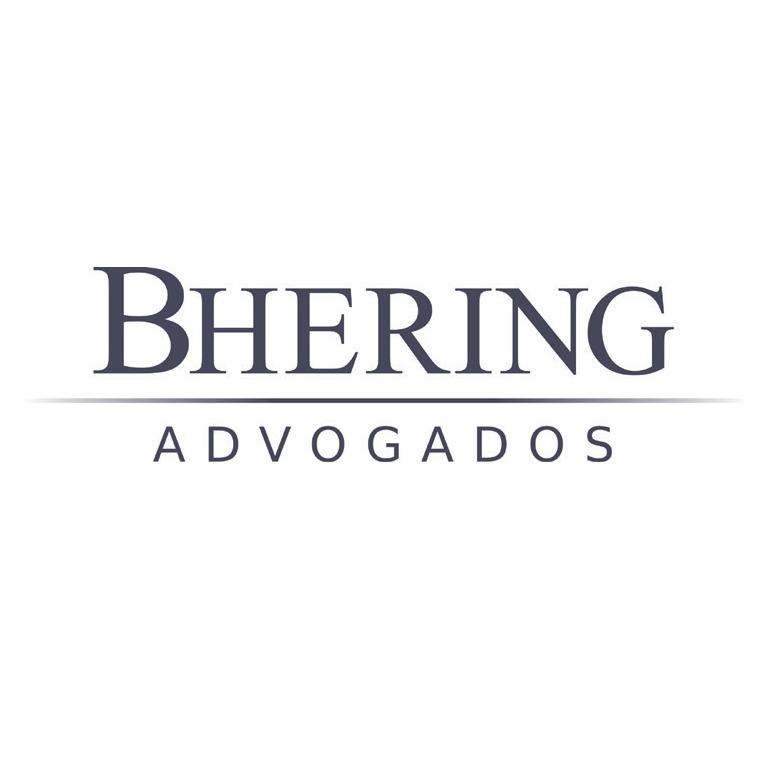 the Bhering Advogados logo.