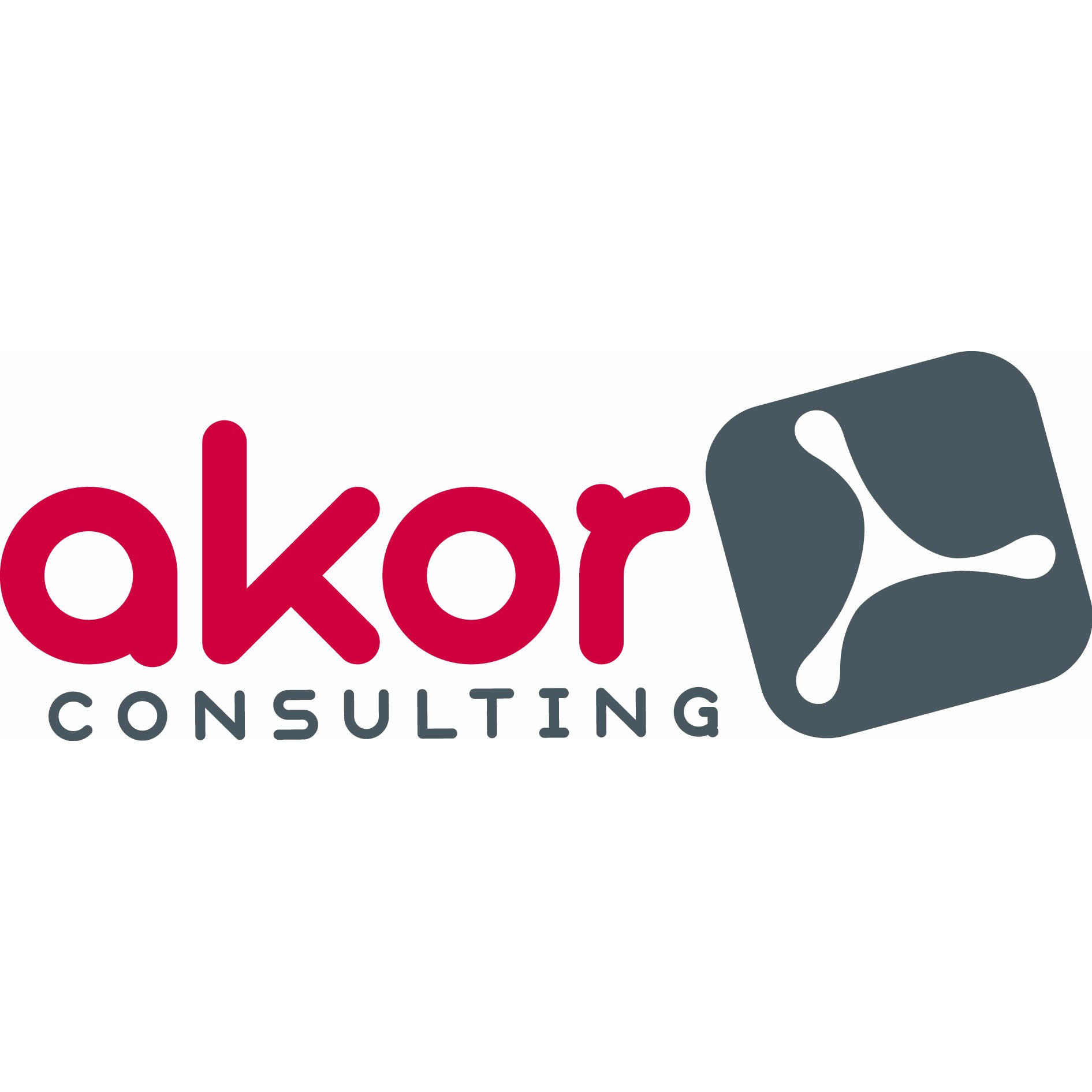 the Akor Consulting logo.