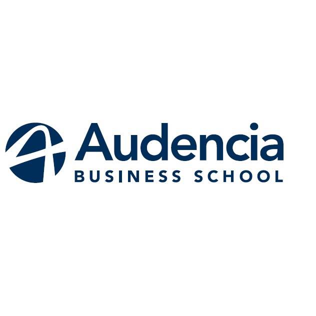 the AUDENCIA Business School logo.