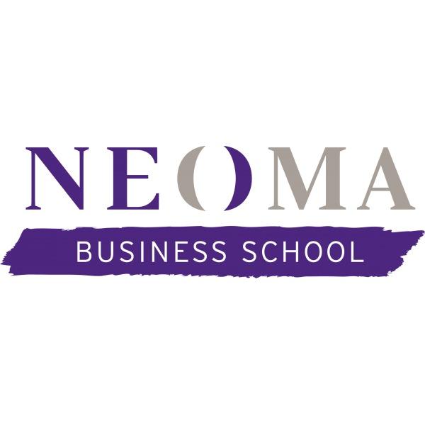 the NEOMA Business School logo.