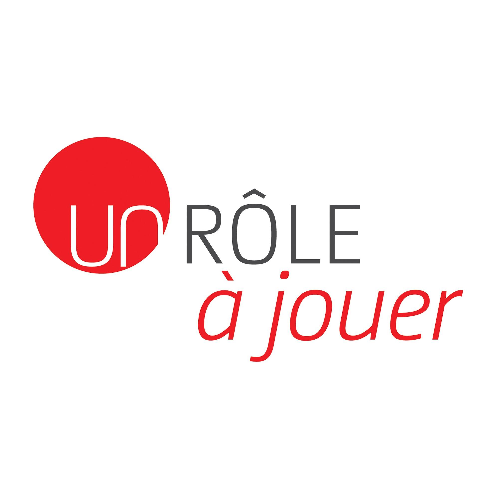 the Un rôle à jouer logo.
