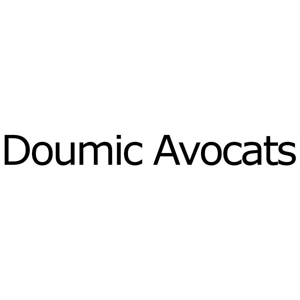 the Doumic Avocats logo.