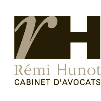 the Cabinet Hunot logo.