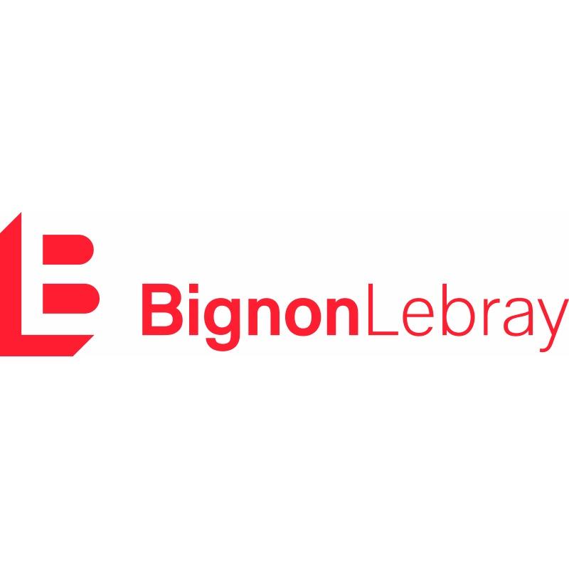 the Bignon Lebray logo.