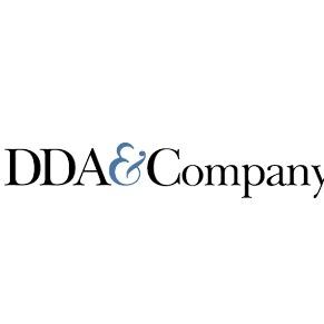 the DDA & Company logo.