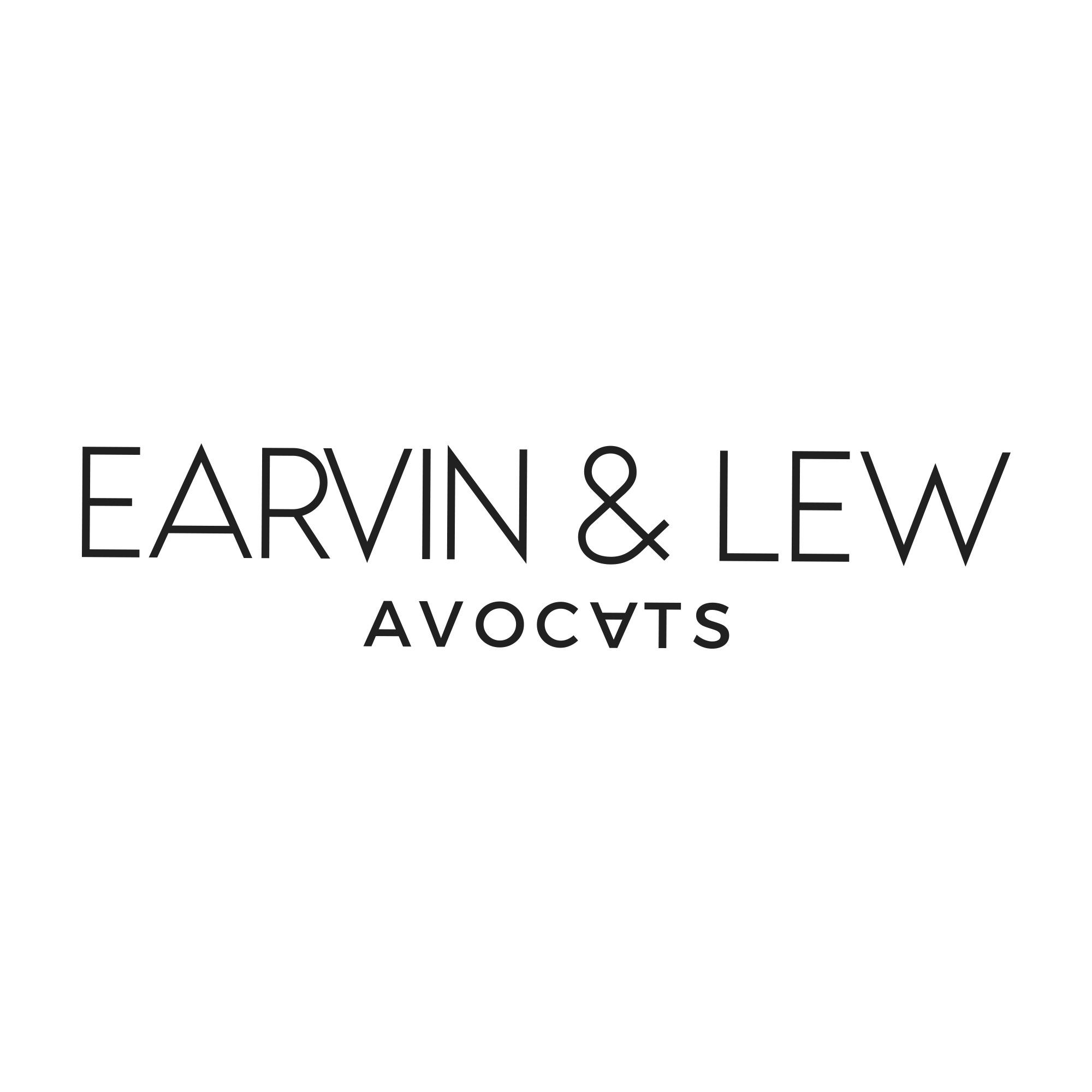 the Earvin & Lew logo.