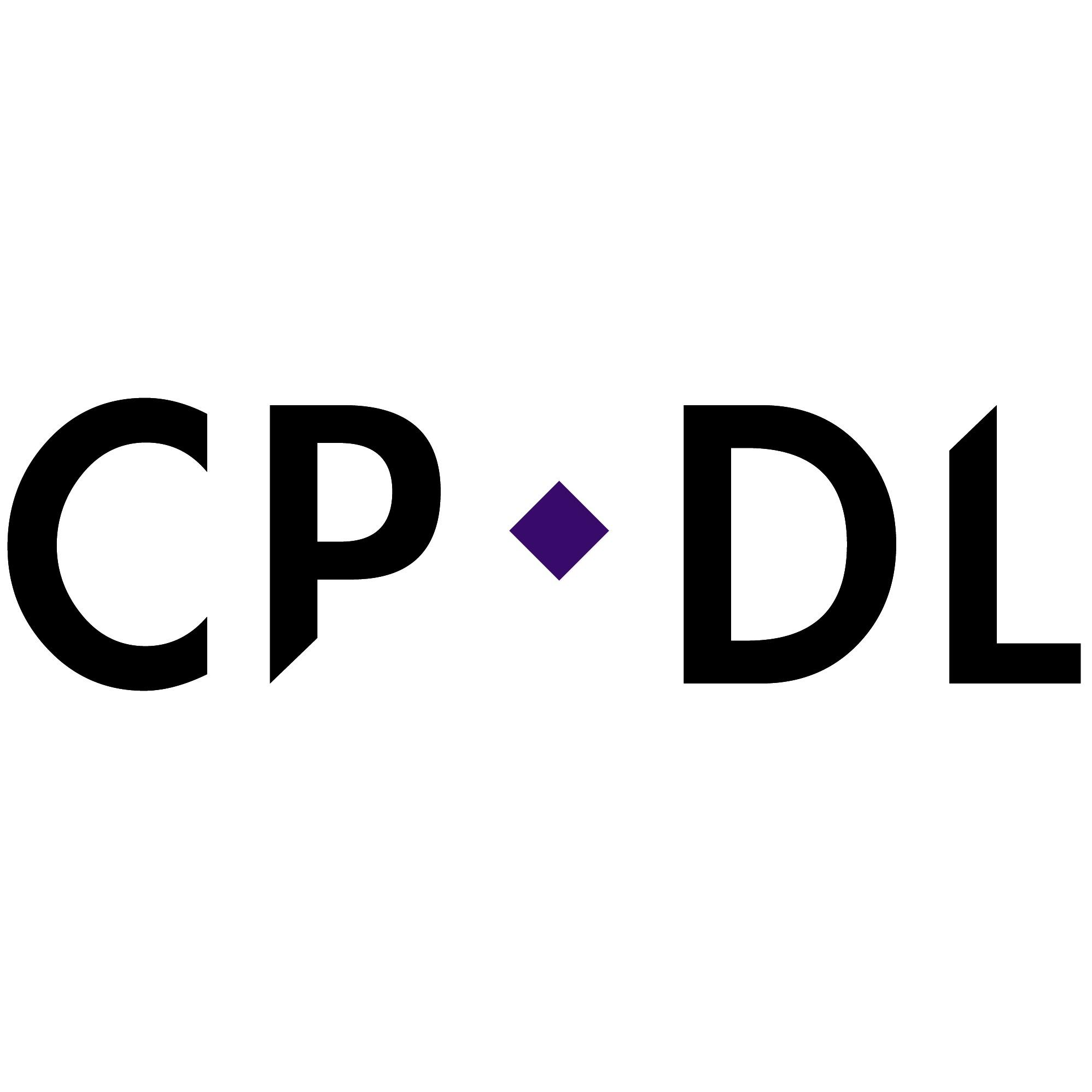 the CP-DL logo.