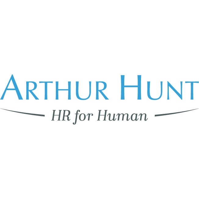 the Arthur Hunt logo.
