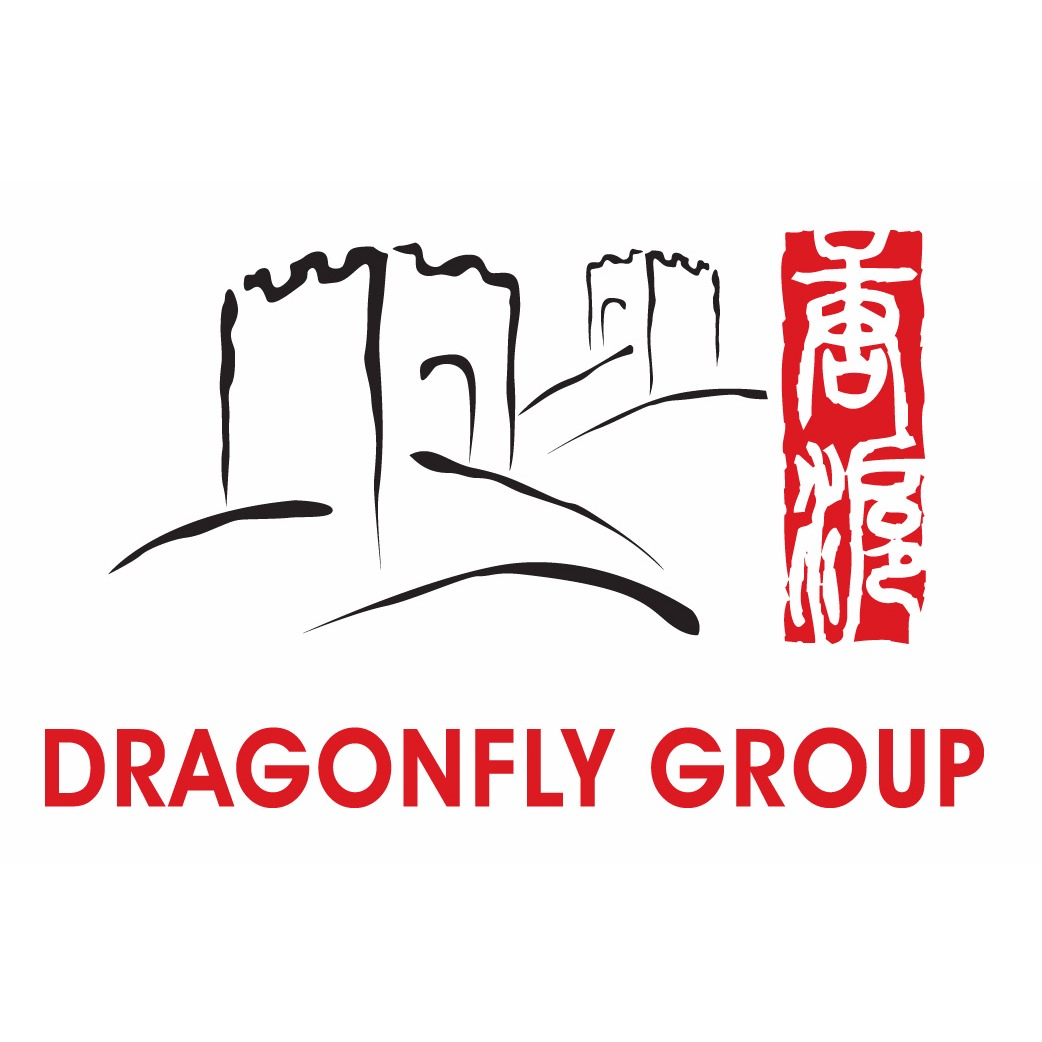 the Dragonfly Group Paris logo.
