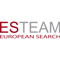 the Esteam European Search logo.