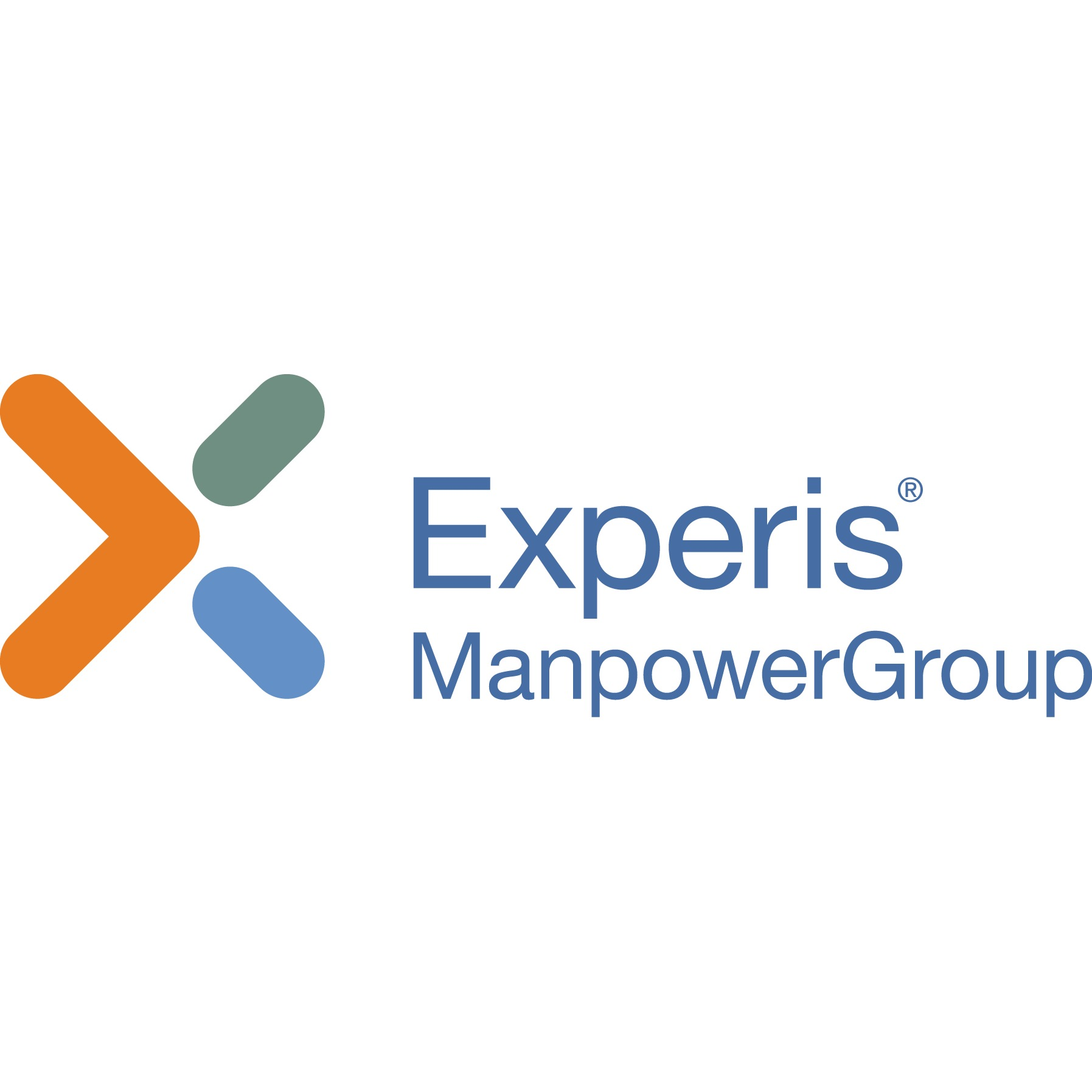 the Experis Manpower Group logo.