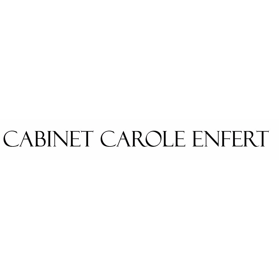 the Cabinet Carole Enfert logo.