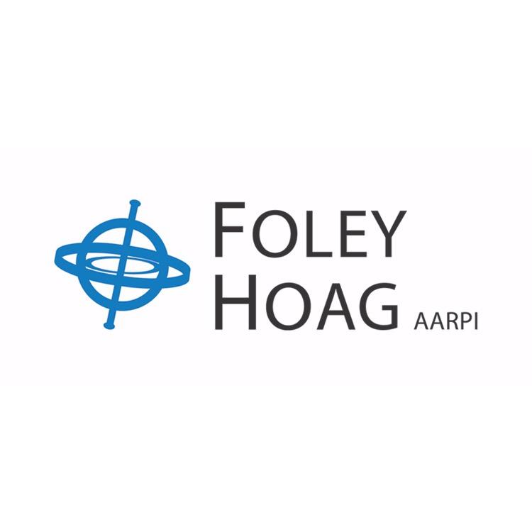 the Foley Hoag logo.