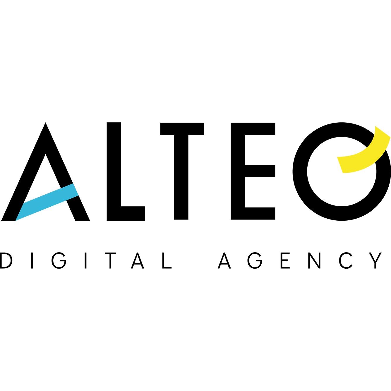 the Alteo logo.