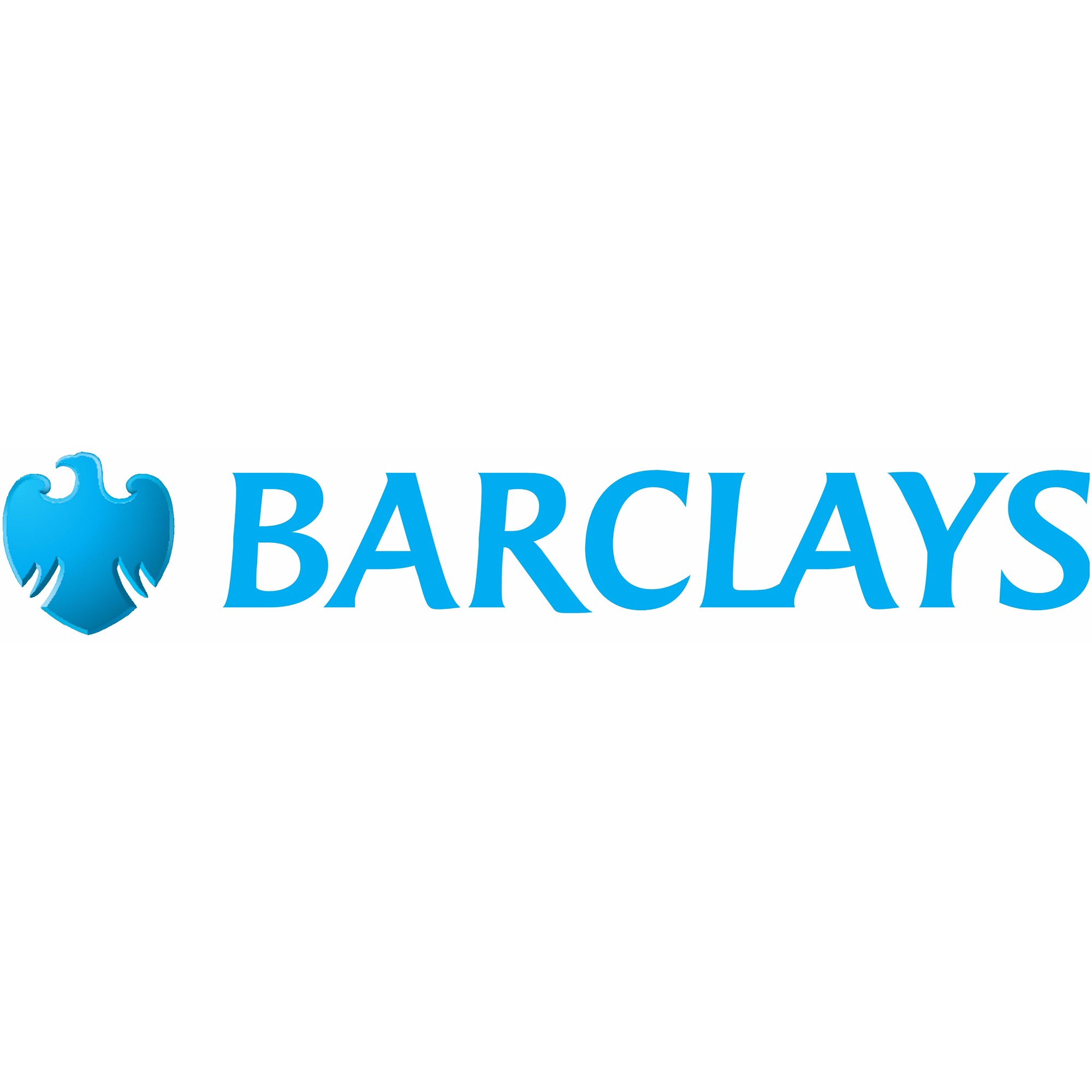 the Barclays logo.