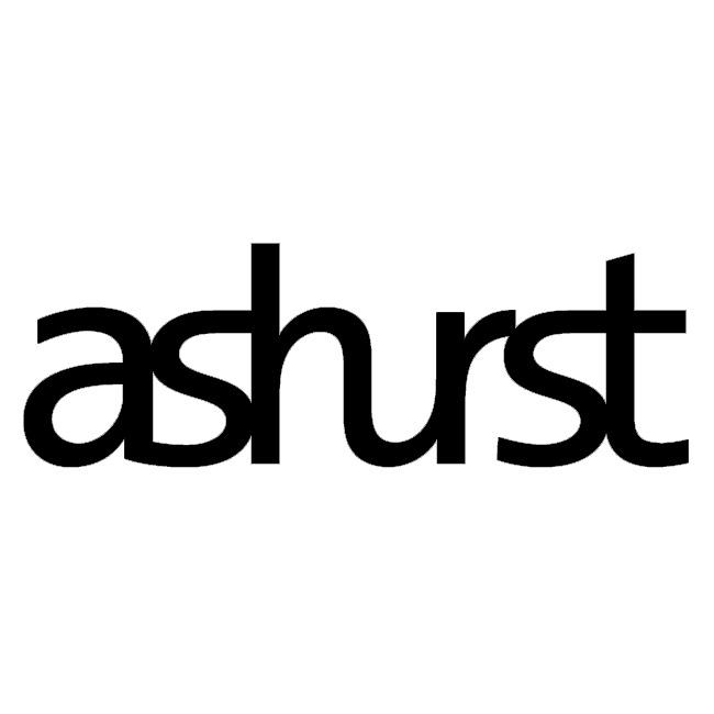 the Ashurst logo.